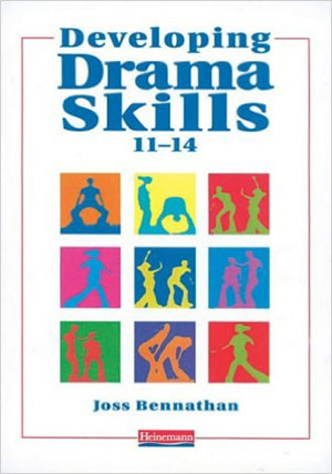 Developing Drama Skills 11-14 Book Cover