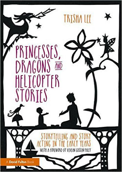 Princesses, Dragons and Helicopter Stories Book Cover
