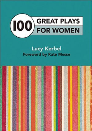 100 Great Plays for Women Book Cover