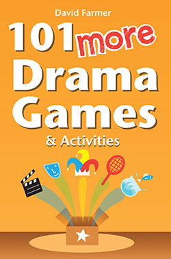 101 More Drama Games and Activities Book Cover