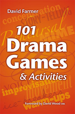 101 Drama Games and Activities Book Cover