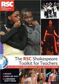 The RSC Shakespeare Toolkit for Teachers Book Cover